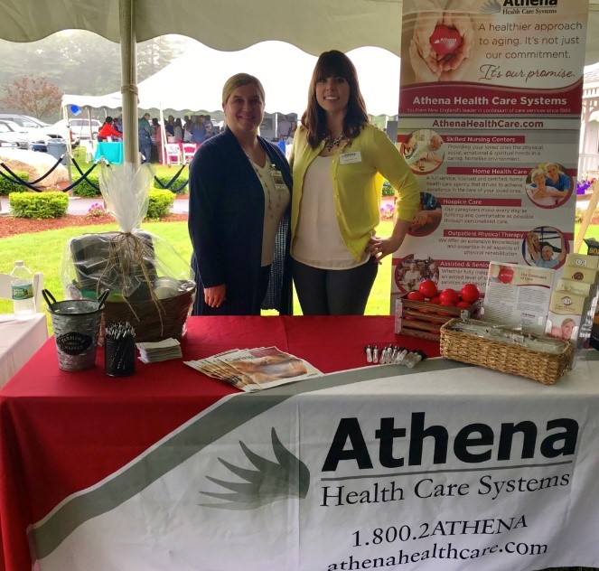 Athena Health Care Systems Attends Annual Health Expo with ...